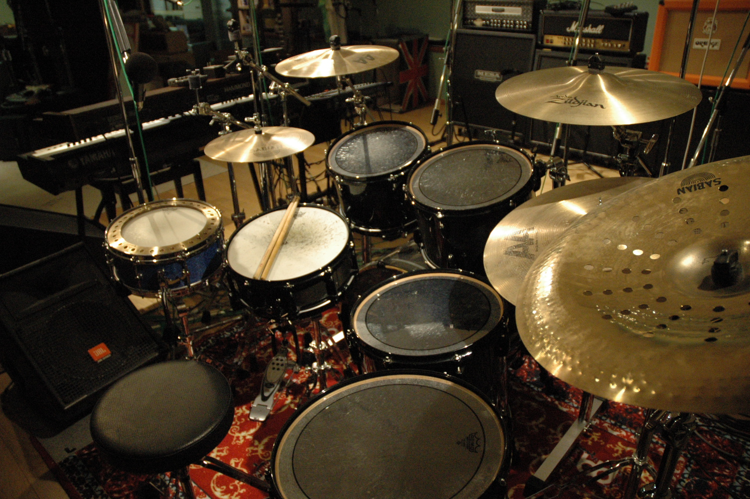 PEARL-CARBONMAPLE-set
