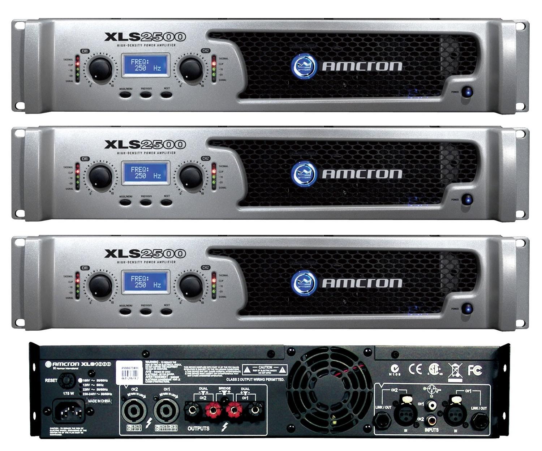 AMCRON XLS2500