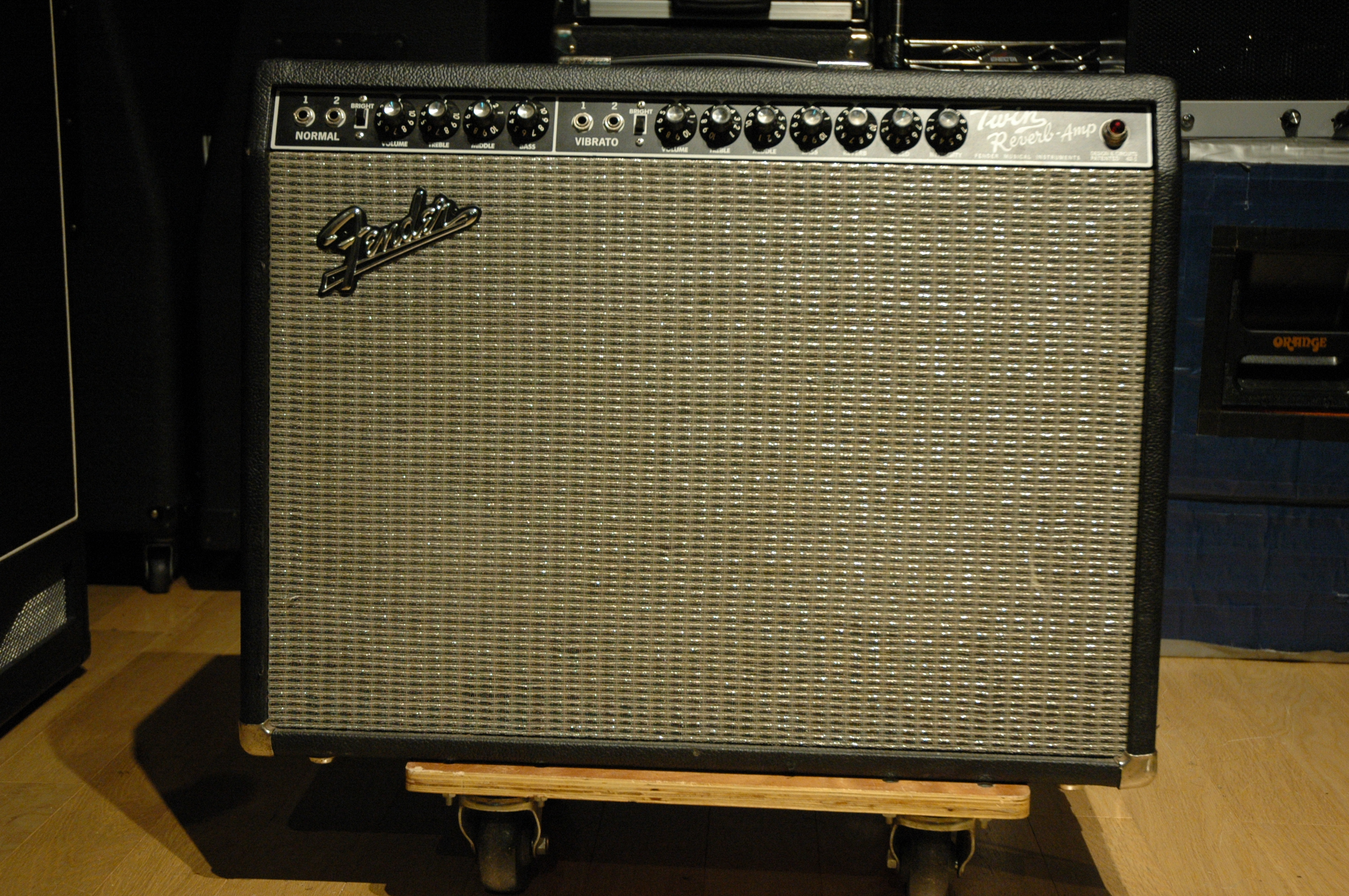 FENDER '65-TWINREVERB