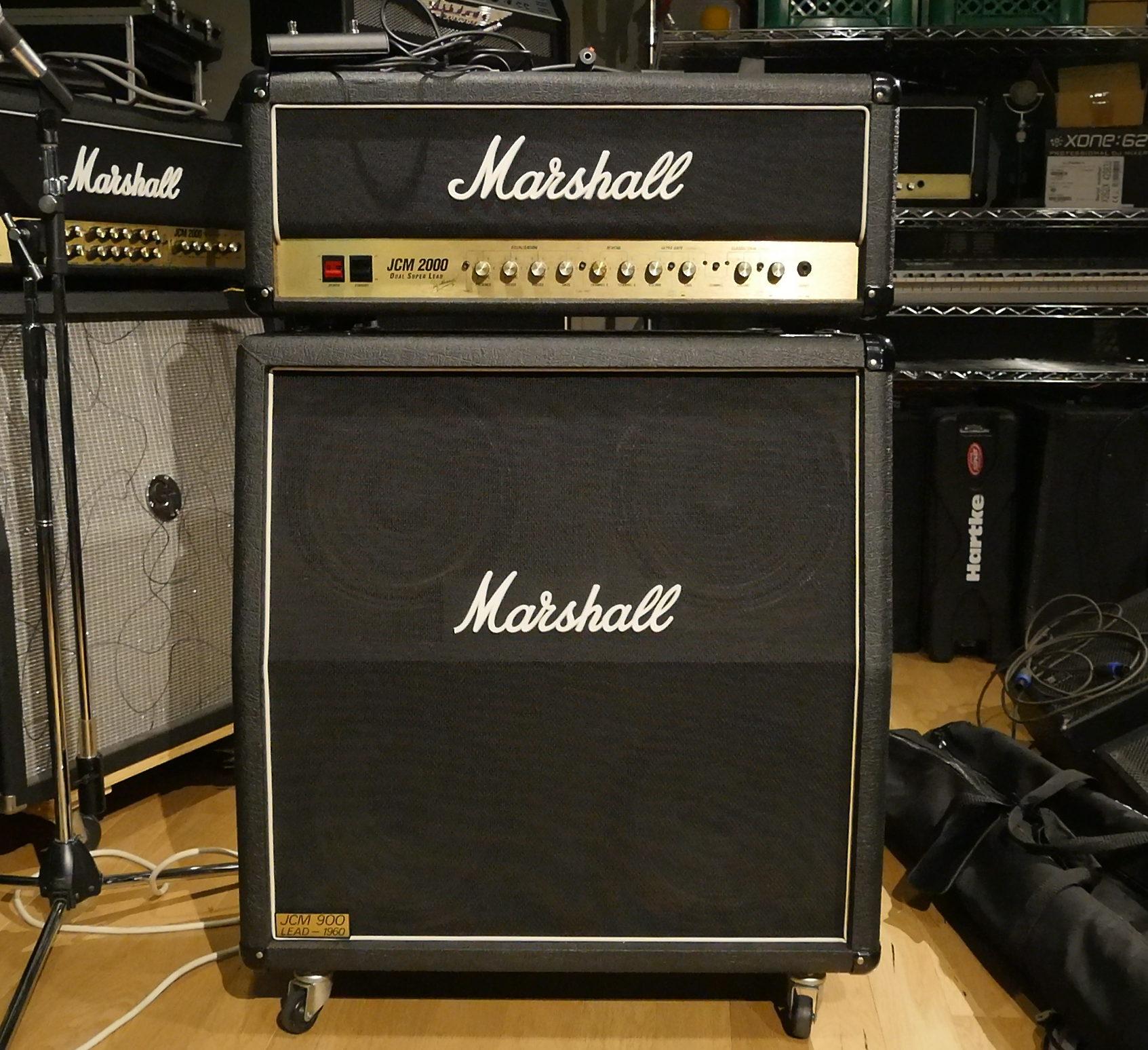 MarshallJCM2000DSL