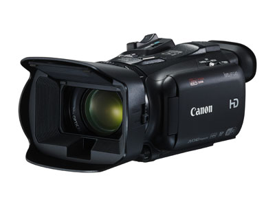 canon ivis hf-40