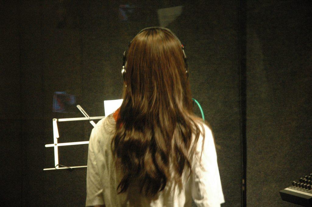 Voc-recording